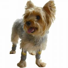 "Calentadores de patas para perros ""Smiley"" de DoggyDolly WM001"
