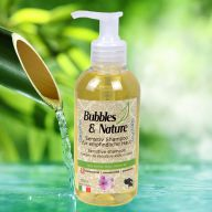 Champú para perros Sensitive Bubbles & Nature.